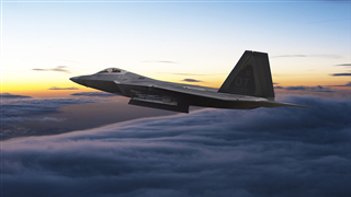 Russian bombers, fighters intercepted near Alaska by F-22 fighters, says U.S. military