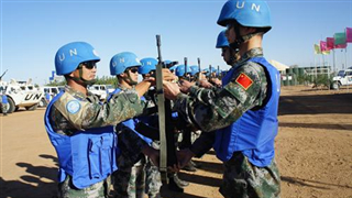 Chinese peacekeepers in UNIFIL complete 17th rotation in Lebanon