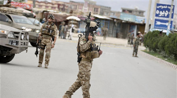 7 killed after bomb blast strikes outside military university in Afghan capital