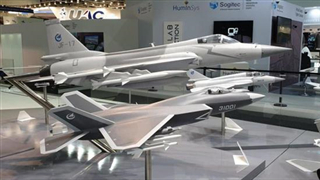 China's FC-31 fighter jet shows major upgrades at Paris Air Show