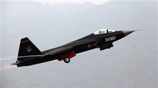 New stealth jet project moving ahead on pace