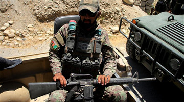 Afghan security force starts military operation against IS in Nangarhar Province