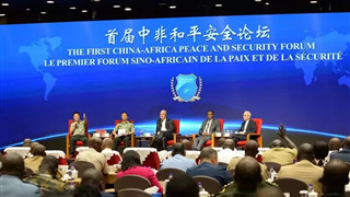 Feature: Overview of 1st China-Africa Peace and Security Forum