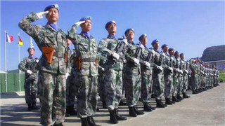 UNIFIL commander highly praises Chinese peacekeepers' excellent performance