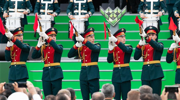 Highlights of Int'l Army Games 2019 in Moscow
