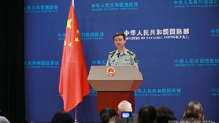 China's military says US selling fighter jets to Taiwan is 'very dangerous'