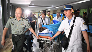 Injured Chinese tourists tell stories of support, comfort from both motherland and Laos