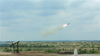 India successfully test-fires portable anti-tank guided missile system