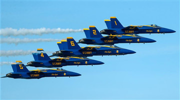 U.S. Navy aerobatics team ushers in 3-day air show at San Francisco Fleet Week