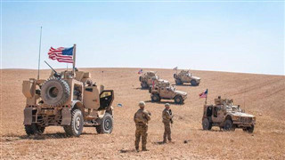 U.S. military in Syria leave 2 bases: Russian military