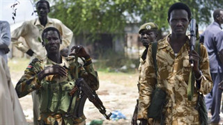 South Sudan says rebel leader to return for another round of peace talks