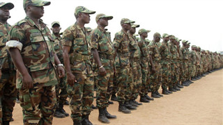 Nigerian troops launches massive military offensive against Boko Haram