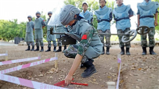 UNIFIL officials highly praise Chinese female peacekeepers