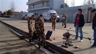 Chinese armed police force launches intelligent unmanned system challenge