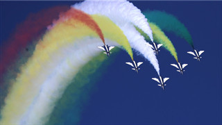 For 70 years, PLA Air Force grows with the country