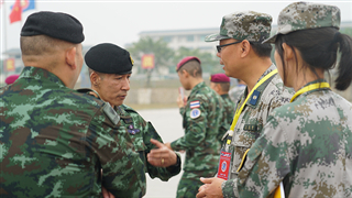 China hosts largest land-based ADMM-Plus joint counter-terrorism drill