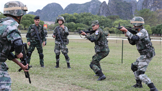 Joint exercises among ASEAN states bolster region's counterterror skills