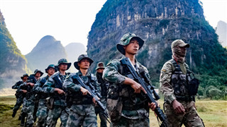 Focusing on ADMM-PLUS counter-terrorism field training exercise