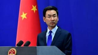 China urges U.S. to stop meddling in Hong Kong affairs