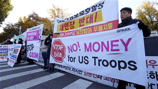 Where is US-ROK relation heading amid dispute over military expenses?