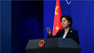 China suspends review of request for US warships visiting HK