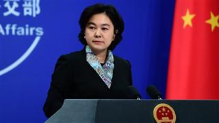 China suspends Hong Kong visits by U.S. military ships, aircraft, sanctions U.S. NGOs