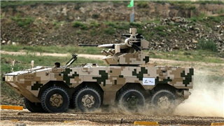 Thailand Army receives first batch of China-made VN-1 wheeled armored vehicles