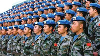 Chinese envoy calls for improvement of UN peacekeeping