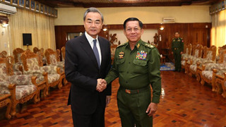 China, Myanmar to enhance economic cooperation, speed up peace process in northern Myanmar