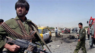 Afghan forces kill 5 militants in western province