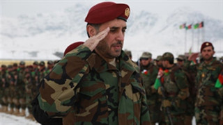 Over 1,100 new cadets graduate from Afghan special forces' training school