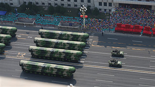 Chinese Rocket Force exercise ensures nuclear counterattack capability