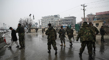 6 killed in bomb explosion outside military university in Afghan capital