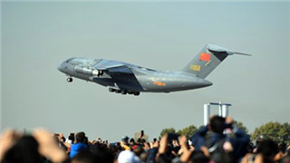 Chinese Air Force's strategic projection capability proven in epidemic