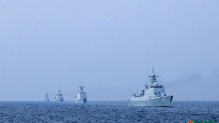 Naval drills enhance ability in Pacific Ocean
