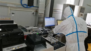 Novel coronavirus NAT lab improves epidemic diagnosis in Huoshenshan Hospital