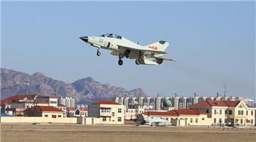 Naval training regiment starts flight courses