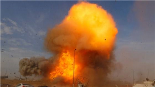 2 soldiers killed in explosion in Algeria