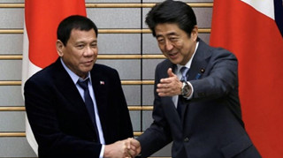 Why Japan choose Philippines as first major buyer for arms sale?
