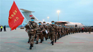 China's military continues to step up int'l cooperation against coronavirus