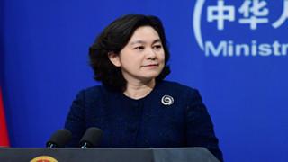 China slams U.S. officials' 'shameless' remarks on COVID-19 data