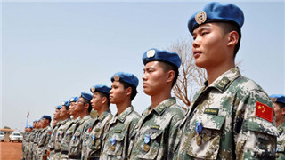 UN Security Council adopts China-sponsored resolution on peacekeepers' safety and security