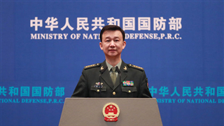 Chinese military urges US to immediately stop arms sales to Taiwan