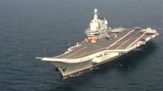 MND: PLA Navy new aircraft carrier in sea trials as scheduled