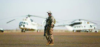 Foreign counterparts in eyes of Chinese peacekeepers