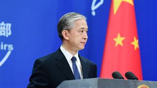 Washington warned over diplomat's visit to Taiwan