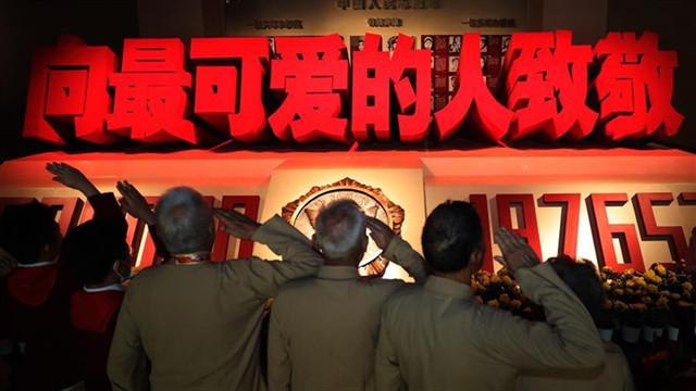 Memorial hall commemorating Korean War reopens in China