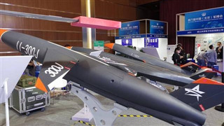 6th China (Beijing) Military Intelligent Technology and Equipment Expo opens