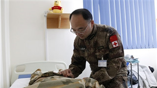 Traditional Chinese medicine popular among UNIFIL peacekeepers in Lebanon