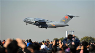 China's Y-20 strategic transport aircraft gets key indigenous engine